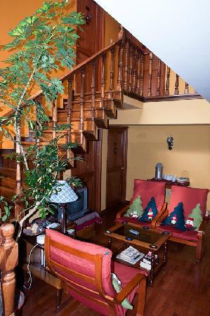 Hotel Torre Dorada: interior