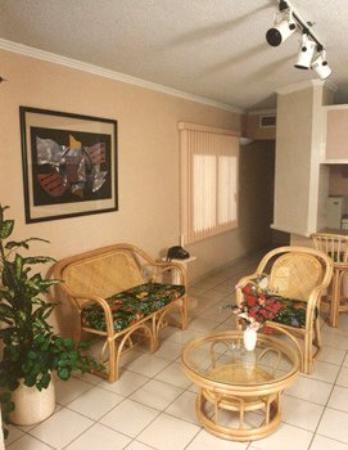 Hotel Paraiso Suites: Lobby