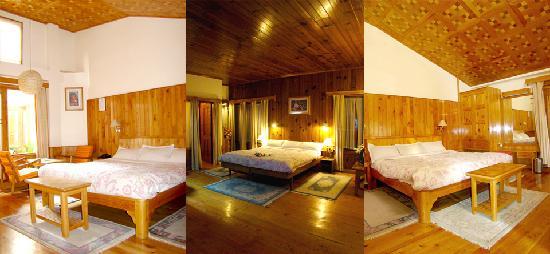 Negi's Hotel Mayflower : Deluxe rooms