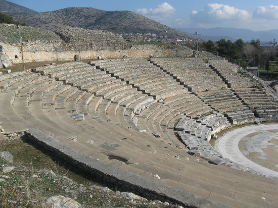 Kavala, Greece: Amphitheater
