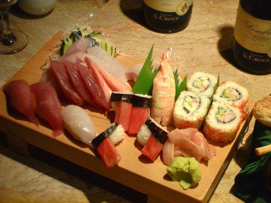 Sakura: The Sushi!