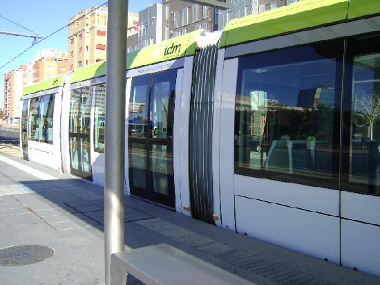 Murcja, Hiszpania: Tranvía de Murcia.