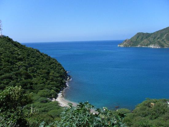 Taganga Dive Inn: BAHIA DE TAGANGA