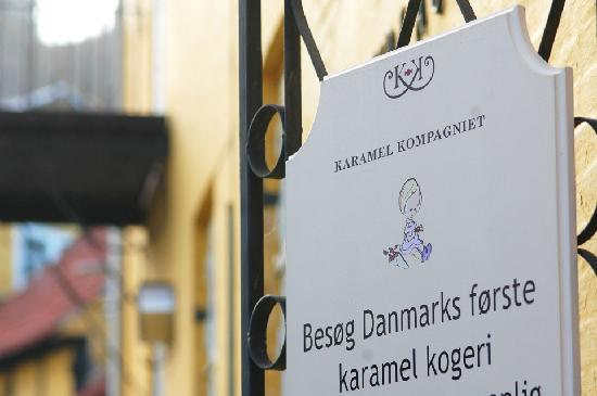 Karamel Kompagniet A/S: Karameller fra Gudhjem på Bornholm