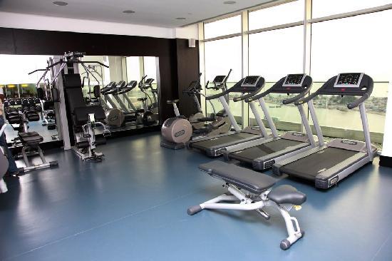 Hotel Baia Luanda: Gym
