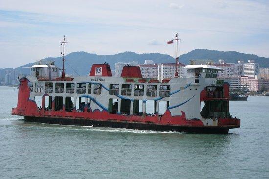 槟城渡轮服务