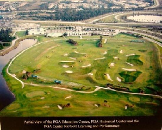 Sheraton PGA Vacation Resort Villas : Aerial View
