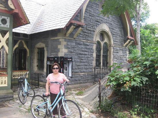 Bike Rental Central Park: En bicicleta por el Central Park, NY