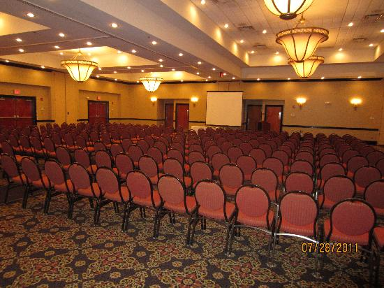 Hilton Garden Inn Kankakee : Main Conference Room