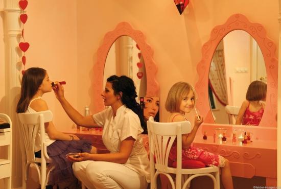 Cavallino Bianco Family Spa Grand Hotel: Dreams