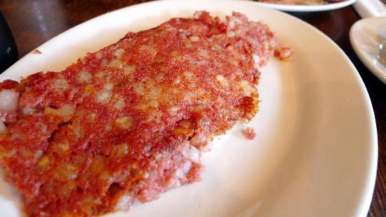 Dish : Corn Beef Hash