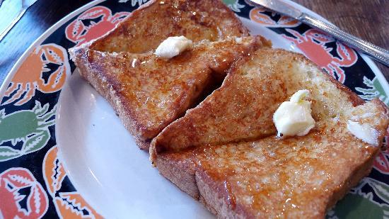 Dish : French toast