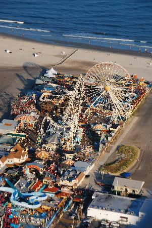 Wildwood, NJ : Arial View