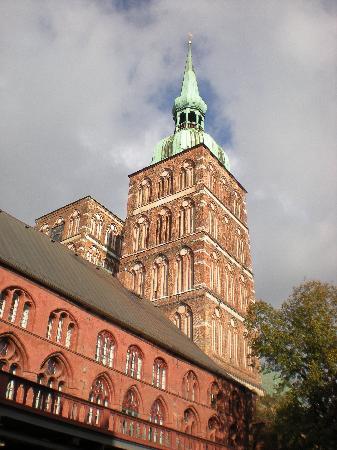 Hansedom Stralsund : Rathaus (Town Hall)