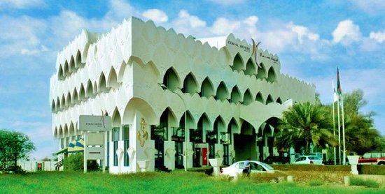 Beach Bay Hotel Muscat: Facade
