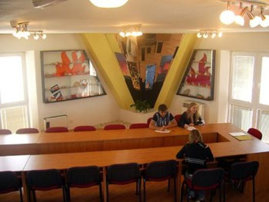 Hotel Reduta: Meeting Room