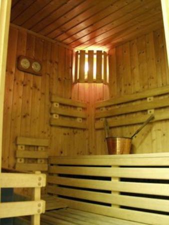 Hotel Koruna : Sauna