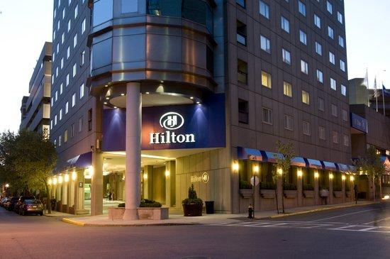 Hilton Back Bay Hotel Boston Ma
