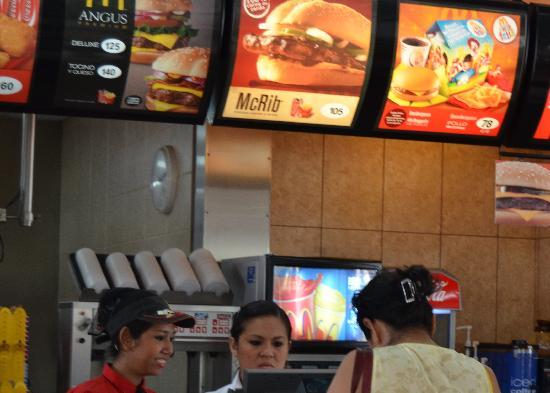 McDonald's: Cashiers