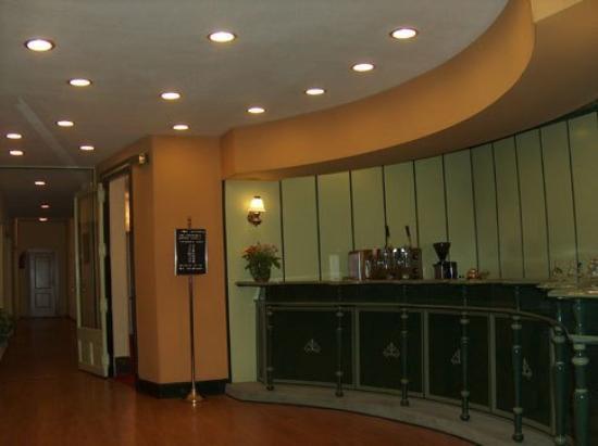Hotel Madrid : The Hotel