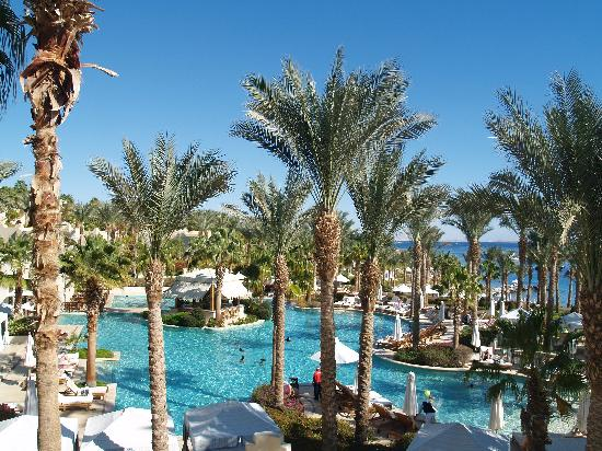 Four Seasons Resort Sharm El Sheikh: Waha pool