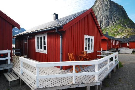 Eliassen Rorbuer: Example small cabin