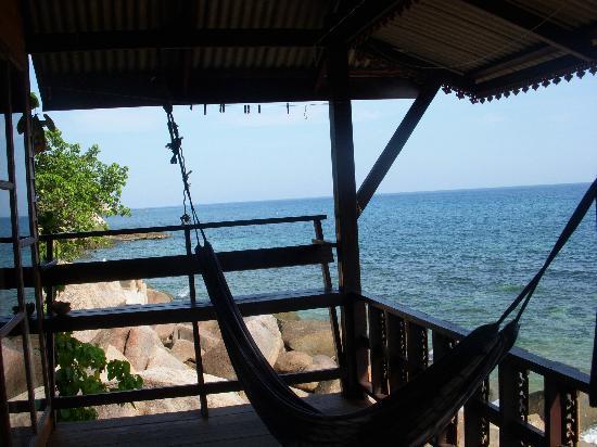 Tao Thong Villa: Хочется просто лежать в гамаке и смотреть в даль