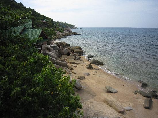 Tao Thong Villa: Вид с веранды бунгало