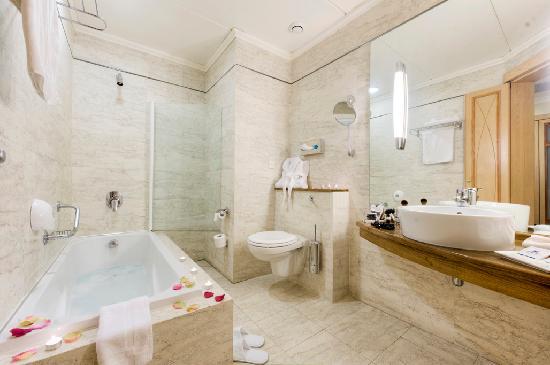 Maritim Antonine Hotel & Spa: bathroom sample