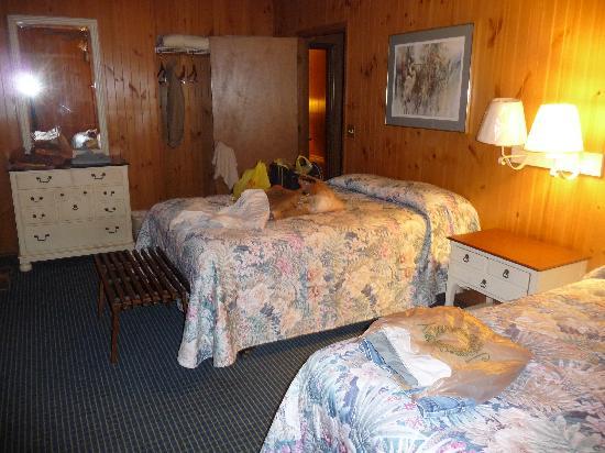 Merveilleux Crooked River State Park: Cottage Bedroom