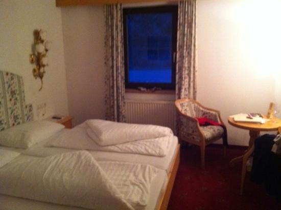 Vitalhotel Lafairser Hof: small late-booking room
