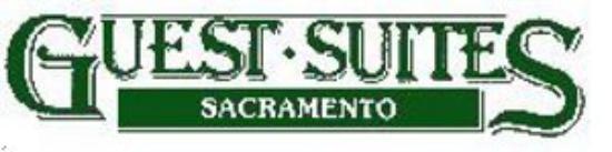 Guest Suites Sacramento: Logo