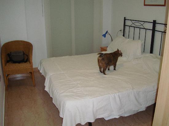 Aparthotel Iris: habitación matirmonio