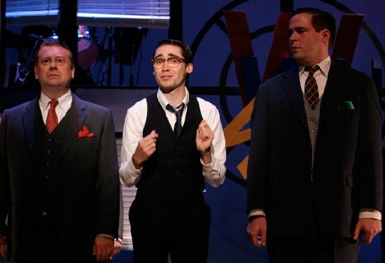 Creede Repertory Theatre: How to Succeed in Business Without Really Trying (2011)