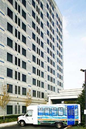 Hampton inn ny jfk jamaica ny hotel beoordelingen for 155 10 jamaica avenue second floor jamaica ny 11432