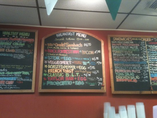 Photo of Italian Restaurant Vitos Deli at 806 Washington St, Hoboken, NJ 07030, United States