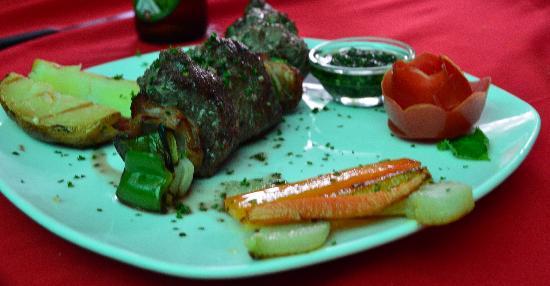 La Claraboya Restaurante: Filet