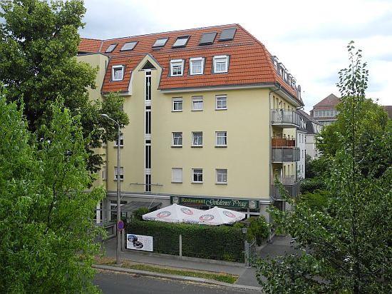 "Hotel Smetana: Restaurant ""Goldenes Prag"""