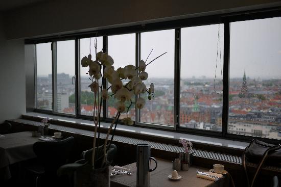 Radisson Blu Royal Hotel Copenhagen : Alberto K au 20ème