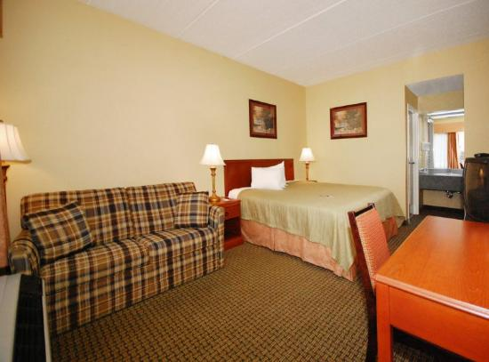 Motel 6 Kingsport: Suite