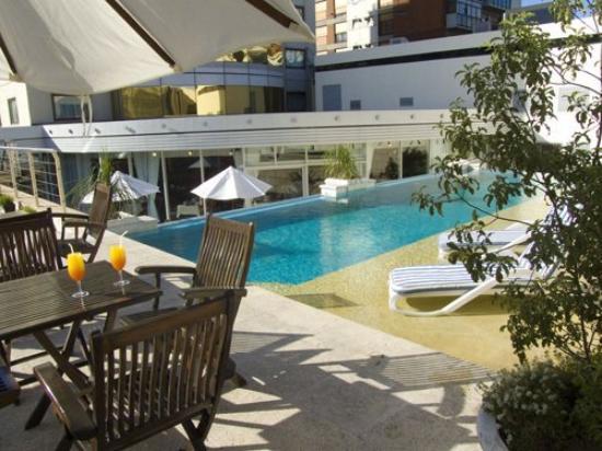 Abasto hotel buenos aires argentina opiniones y for Piscina de abastos