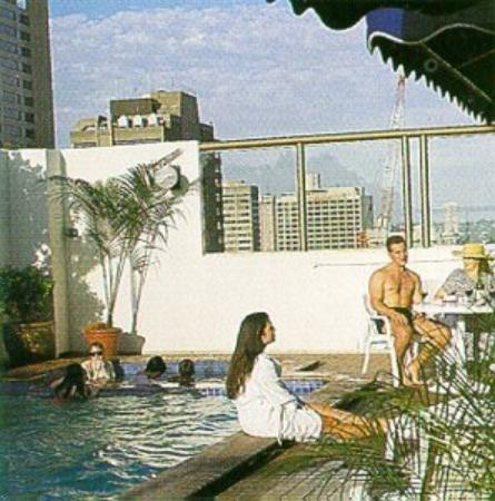 Waldorf Apartment Hotel Sydney: Pool