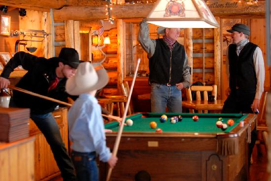 320 Guest Ranch Restaurant: Inside our Historic Saloon