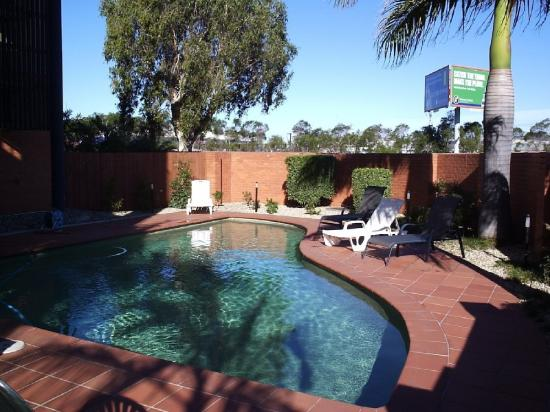 Kingsford Smith Motel: Pool
