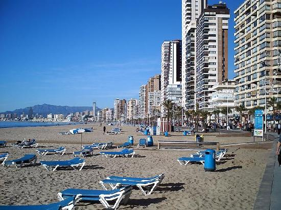 Port Vista Oro: Beach a few minutes away