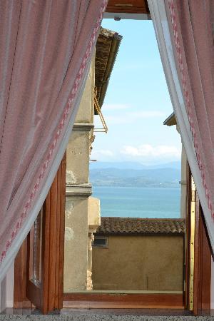 """Hotel  la Torre: Altra vista da """"camera con vista"""""""