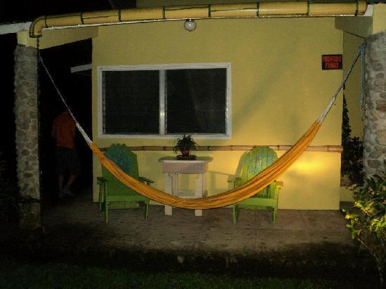 Cabanas Potosi: Hamacas