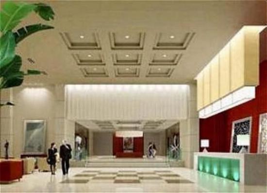 A-hotel Workers Stadium Beijing: Interior