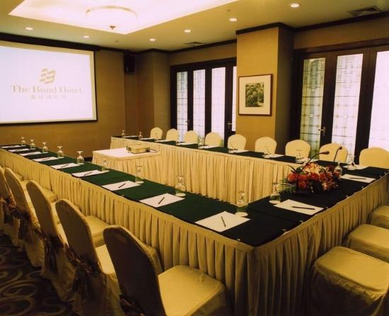 The Bund Hotel: -Meeting Room