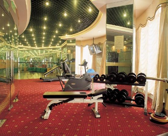 The Bund Hotel: -Gym
